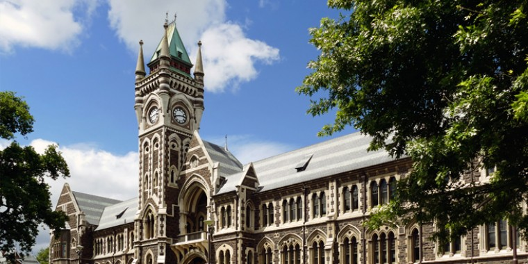 University of Otago clocktower