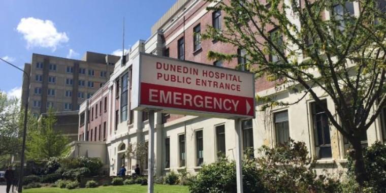 Dunedin Hospital Southern Health He Hauora He Kuru Pounamu