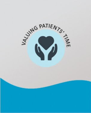 Valuing patients' time